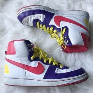 Nike Court Force High Top sneakers women's 9.5